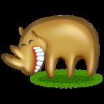 وحيد القرن رمز