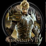 الألوهية الثاني غرور دراكونيس 3 رمز