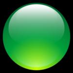 أكوا الكرة الخضراء أيقونة