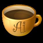 القهوة المصور أيقونة