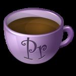 القهوة بريميير أيقونة
