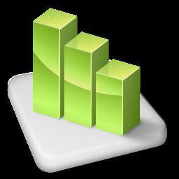 Color MS Excel icon