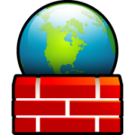 جدار الحماية أيقونة