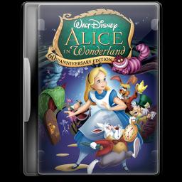Alice in Wonderland 1951 icon