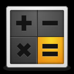 Apps accessories calculator icon