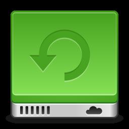 Apps deja dup icon