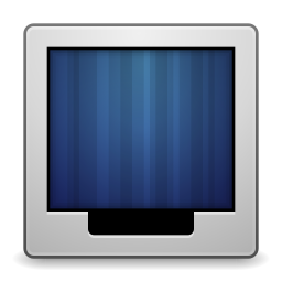 Apps preferences desktop wallpaper icon