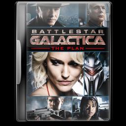 Battlestar Galactica The Plan icon
