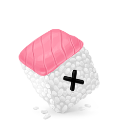Box 25 Sushi icon