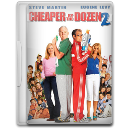 Cheaper by the Dozen 2 icon
