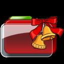 Christmas Folder Bells icon