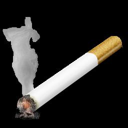 Cigarette icon