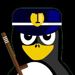 Cop Tux icon