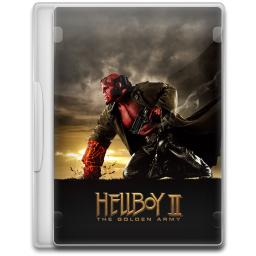 Hellboy II The Golden Army icon