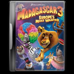 Madagascar 3 Europes Most Wanted icon