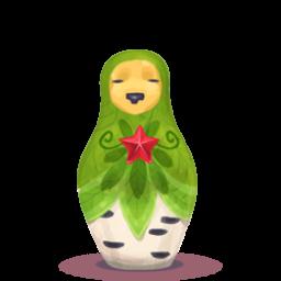 Matryoshka 08 icon