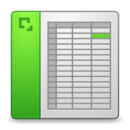 Mimes application vnd.ms excel icon