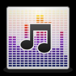 Mimes audio x generic icon