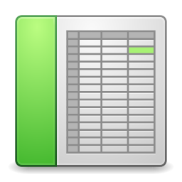 Mimes x office spreadsheet icon