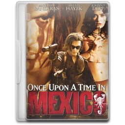 Once Upon a Time in Mexico icon