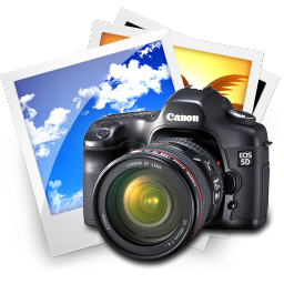 Pictures Canon icon