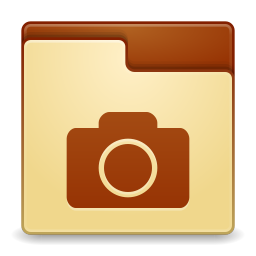 Places folder pictures icon