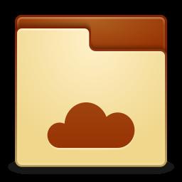 Places folder ubuntuone icon