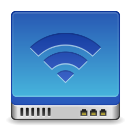 Places network server icon