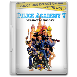 Police Academy 7 Mission to Moscow icon