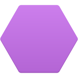 Polygon tool icon
