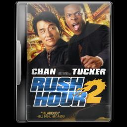 Rush Hour 2 icon