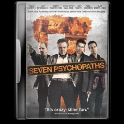 Seven Psychopaths icon