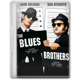 The Blues Brothers icon
