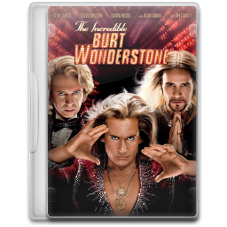 The Incredible Burt Wonderstone icon