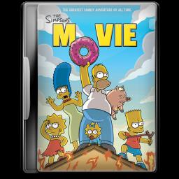 The Simpsons Movie icon