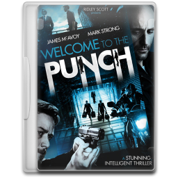 Welcome to the Punch icon