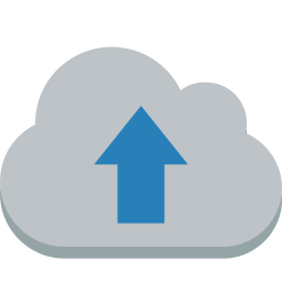 cloud up icon