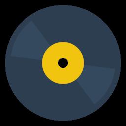 disc vinyl icon