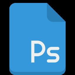 file photoshop icon
