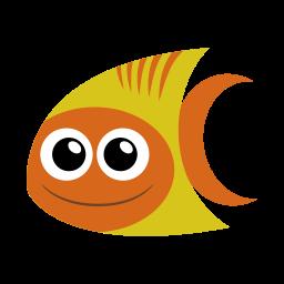 tropical fish icon