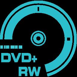 DVD plus RW icon