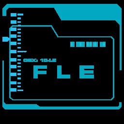 File Generic Open icon