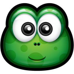 Green Monster 11 icon