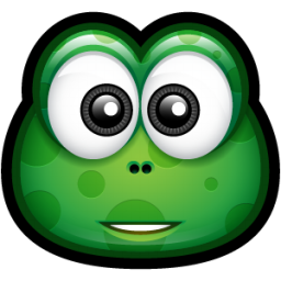 Green Monster 8 icon