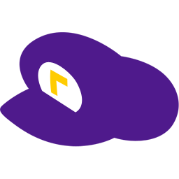 Hat Waluigi icon