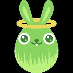 green angel icon