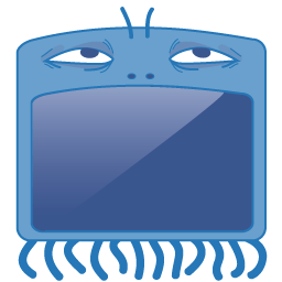 monster computer icon