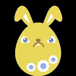 yellow crabby icon