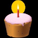 كعكة أيقونة