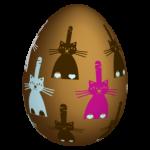 بيضة عيد الفصح 6 رمز